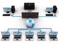 réseau informatique, assistance, prise de main à distance