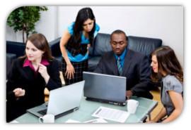 Collaborateurs d'ATISys, gestion de projet